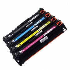 CE320A | CE321C|CE322Y |CE323M compatible toner