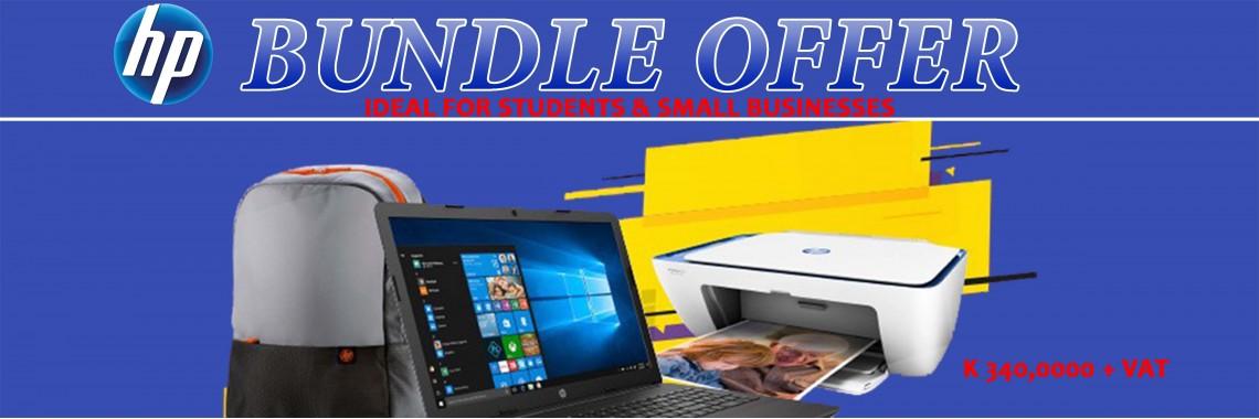 HP Bundle Offer