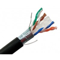 Outdoor UTP Cat6 Pure Copper (OFC) cable Box (305 Meters)