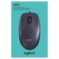 Logitech M90 Wired USB Mouse